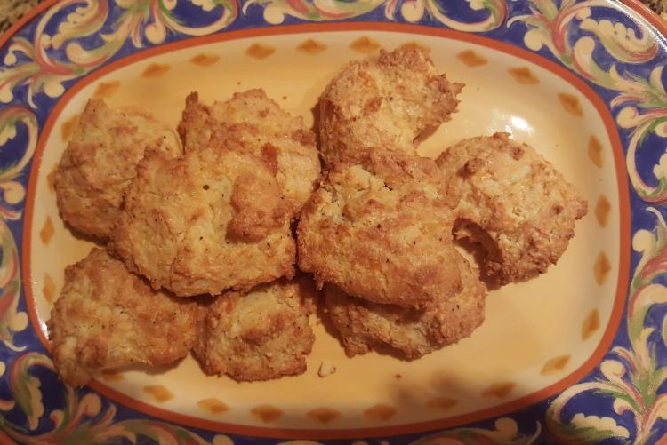 Biscuits in the Reverse My Diabetes Coaching Program